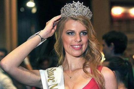 Miss Moscow accused of being too ugly to win title