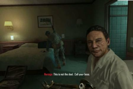 Former dictator sues Call of Duty makers