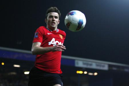 Carrick to miss start of LVG era with ankle injury