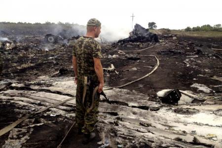 MAS plane shot down over Ukraine near Russian border