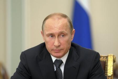 Putin: Ukraine responsible for MH17
