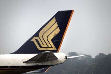Singapore Airlines no longer using Ukrainian airspace