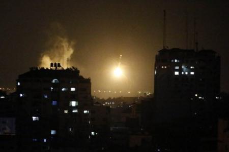 Israel says ground offensive underway in Gaza