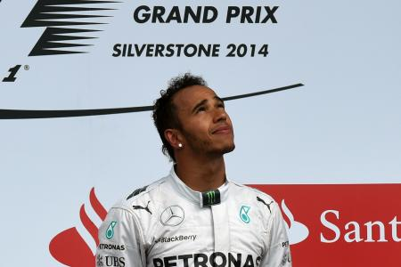 Hamilton expects Rosberg to feel World Cup boost