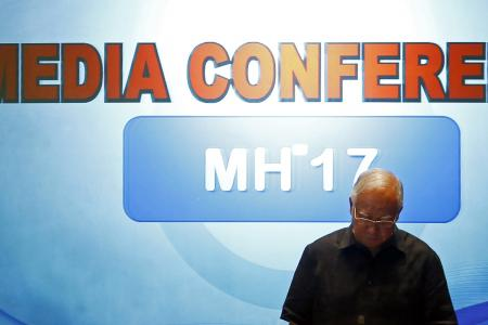 M'sian PM's step-grandmother believed to have been on MH17