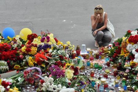 Grieving friends and families post on victims' social media sites