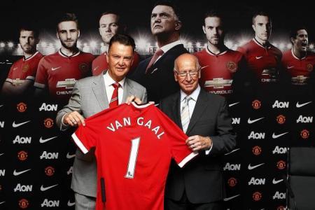 No predictions from van Gaal