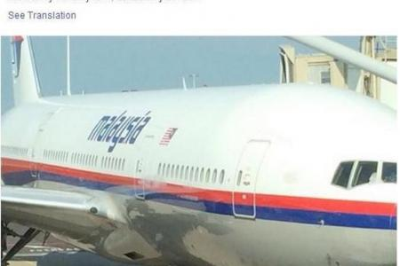 """Dutch passenger on MH17 """"joked about it disappearing""""  before flight"""