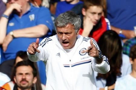 Here we go again! Jose aims swipe at Arsenal