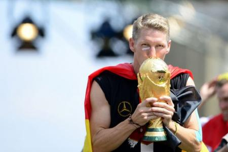 Schweini tipped to succeed Lahm as German captain