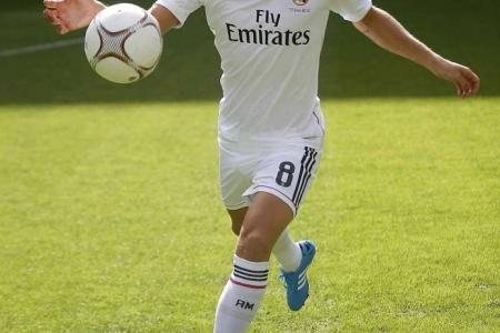Kroos at new club Real Madrid: I'm used to winning