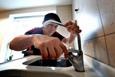 Confessions of a plumber