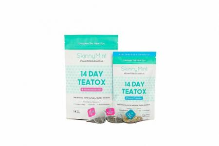 To detox or teatox? We try out juice and tea cleanses