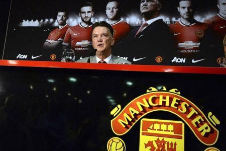 Van Gaal won't make United champions