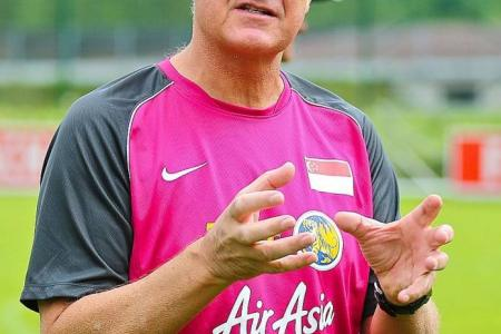 Stange wants more commitment from national U-23s