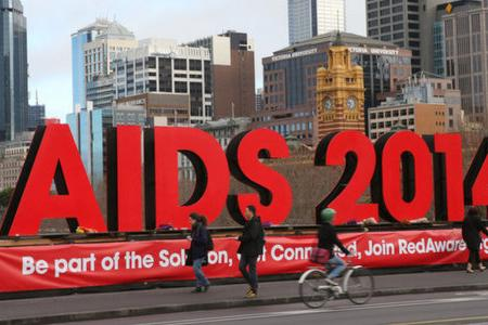 Aids leaders remember those killed on MH17