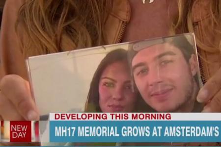 Grieving mother's plea to Putin