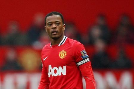 Patrice Evra bids Man United goodbye