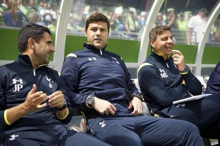 Pochettino needs time at Spurs