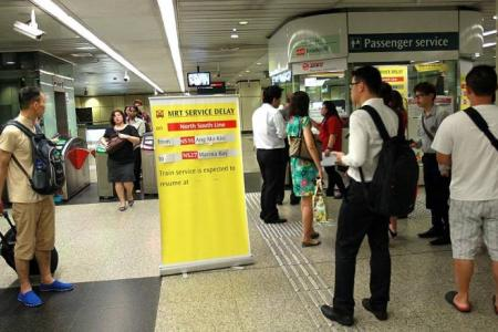 SMRT fined $1.3m for trains running red lights
