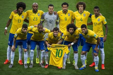 Brazil and Japan to meet at National Stadium?
