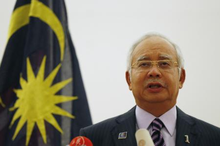 Najib: M'sia to get MH17 black boxes from rebel leader