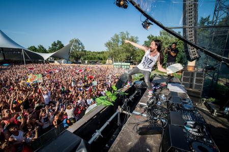 Tomorrowland will head to Brazil next May