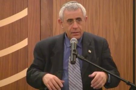 What is this Israeli Prof's suggestion to stop terrorist attacks?