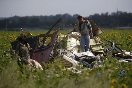 US officials: MH17 shot down by mistake