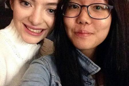 Oh Lorde! She's not that strange after all