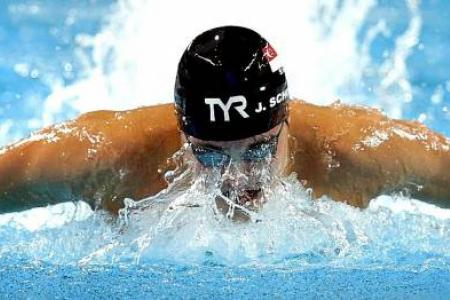 Swimmer Schooling can rouse Singapore at Commonwealth Games