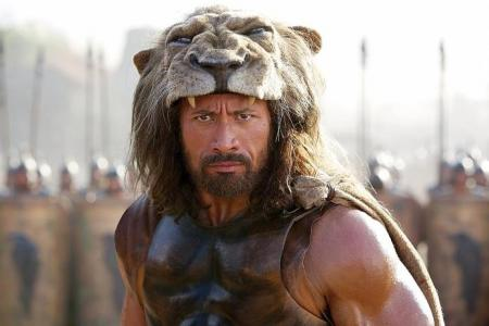 Dwayne Johnson and the best wrestlers in movies