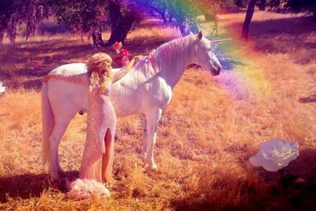 When unicorns come alive