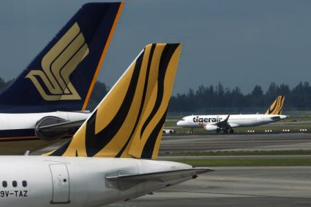 Singapore tells airlines to review conflict zone risk assessment