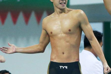 Swim coach Turner says Singapore set for a big splash at Commonwealth Games