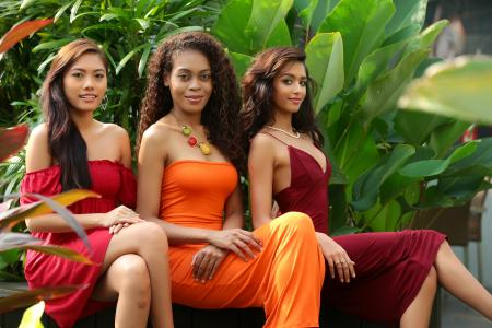 Miss Universe finalists asked: Excuse me, are you S'porean?