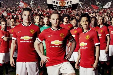They get cheap United shirts because of glitch