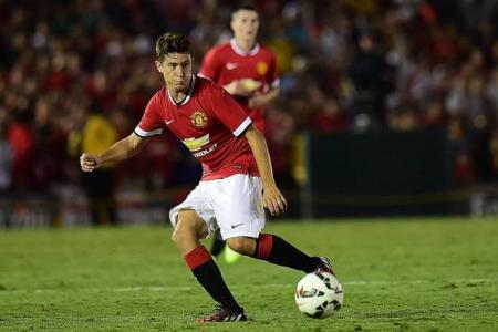 Herrera shows why he's the perfect replacement for Scholes