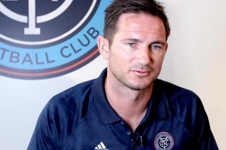 NYFC new boy Lampard apologises for 911 drunken rant