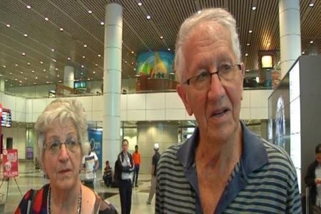 Final MH17 flight lands in Kuala Lumpur