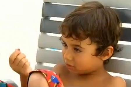 4-year-old banned from a donut store