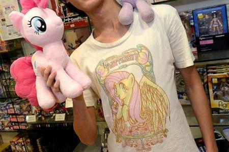 Yo, Brony! The men that love My Little Pony
