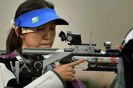 Singapore shooters come up short in Glasgow