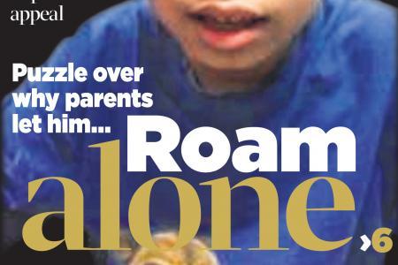 Wandering boy's HK dad suspected of neglect
