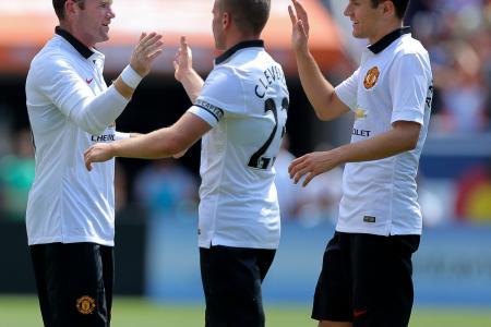 United triumphs again, beat AS Roma 3-2