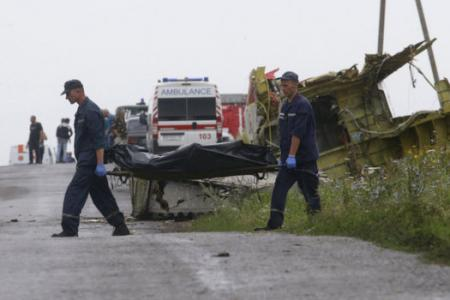 Chance of cops reaching MH17 site: Not good
