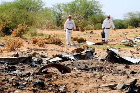 'No intact bodies' in grim Air Algerie crash probe
