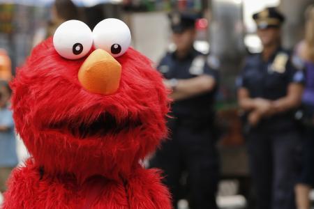 No to 'Sesame Street' hustlers