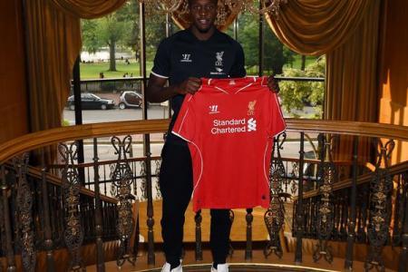 Liverpool make Origi their SIXTH signing