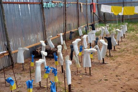 Hong Kong makes Ebola 'contingency' measures